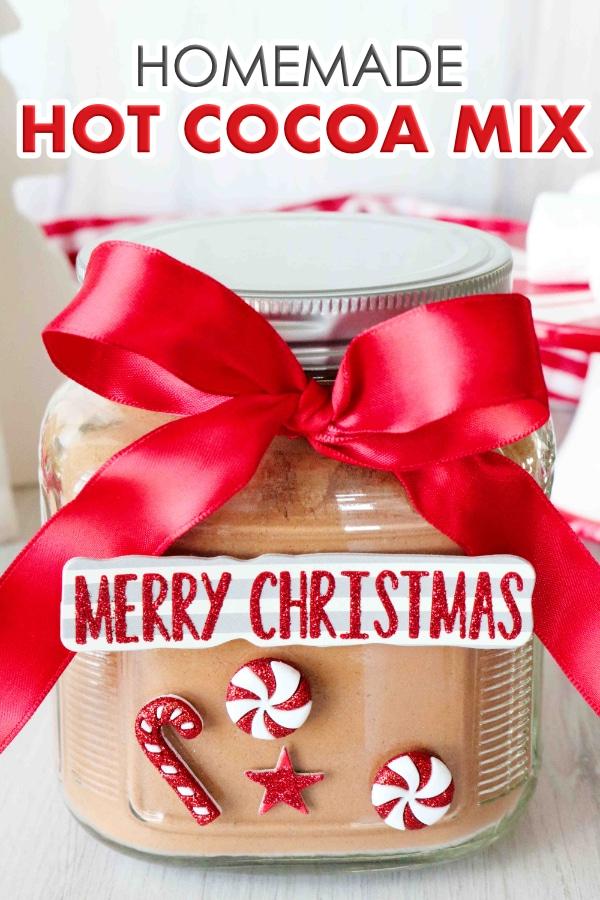 Homemade Hot Cocoa Mix | Hot Chocolate